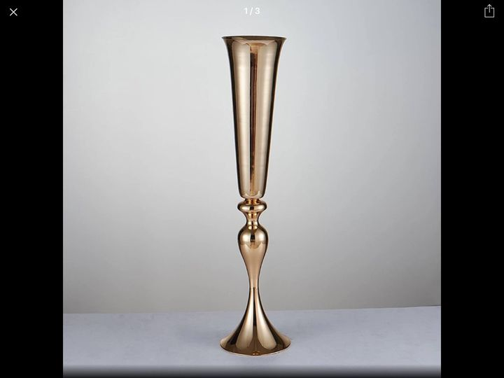New for this year are our stunning 90cm vases. would like your comment on these. What would be your choice of colour SIL...