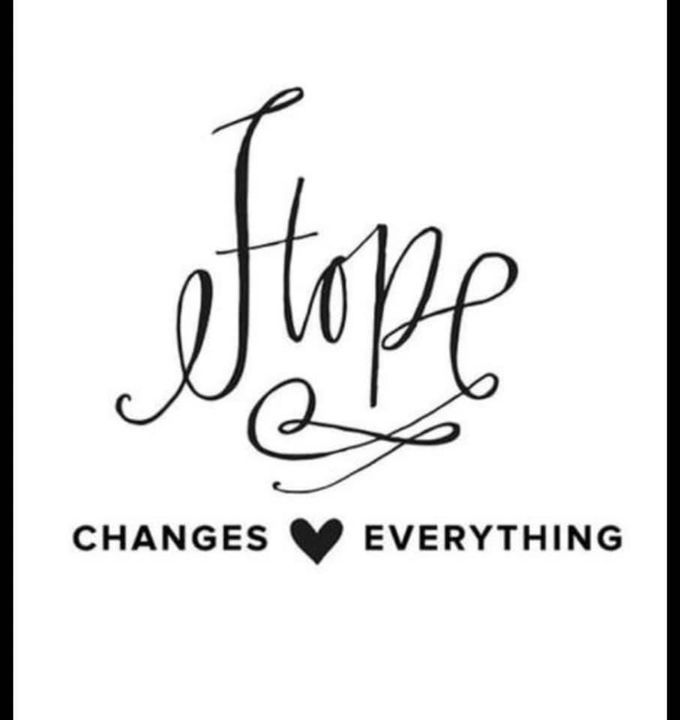 """Our """"motto"""" during this unique situation.We love you all💙⚓️#mariettasquare #hopechangeseverything #chinup #shoplocal #ma..."""