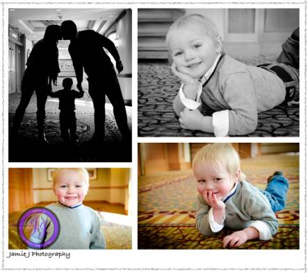 The Knight family is up on the blog tonight!! :)