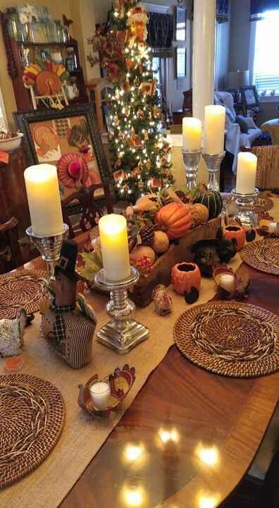 Thanksgiving ideas...
