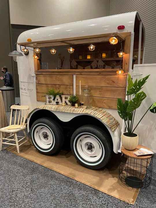 Introducing Charlie! The Charlie Horse Moble Bar is now available for any Event small or large feel free to contact us w...