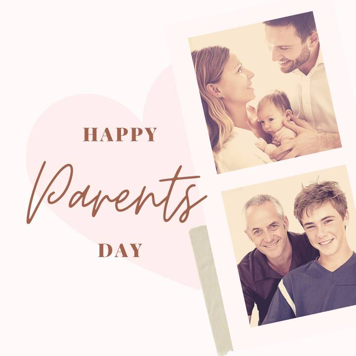 Where would we be without our parents, the people who loved us even before we were born? They did so much for us every d...