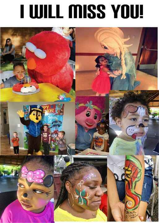 I started my business of mascots and face painting about nine years ago here in Mpls, MN.  I loved every moment with the...