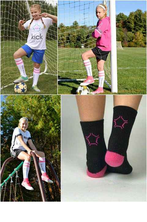 Looking for the perfect Holiday Gift? Look no further than Kick Like a Girl.