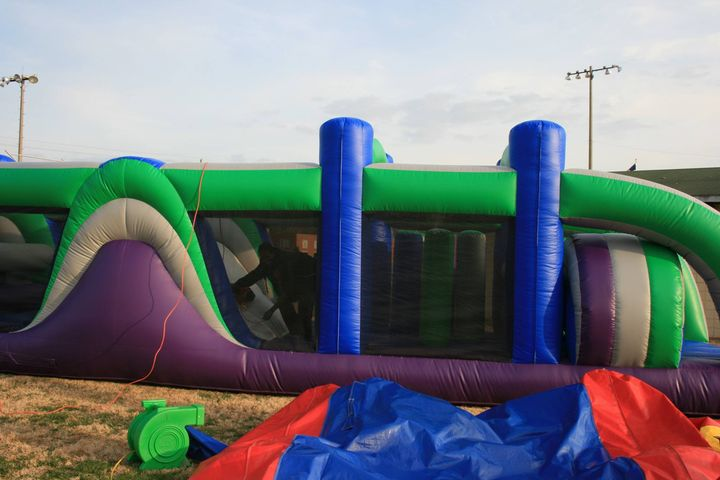 Have any upcoming sports events or staff parties? Book a dunk tank, obstacle course, or 3N1 Sports to bring some competi...