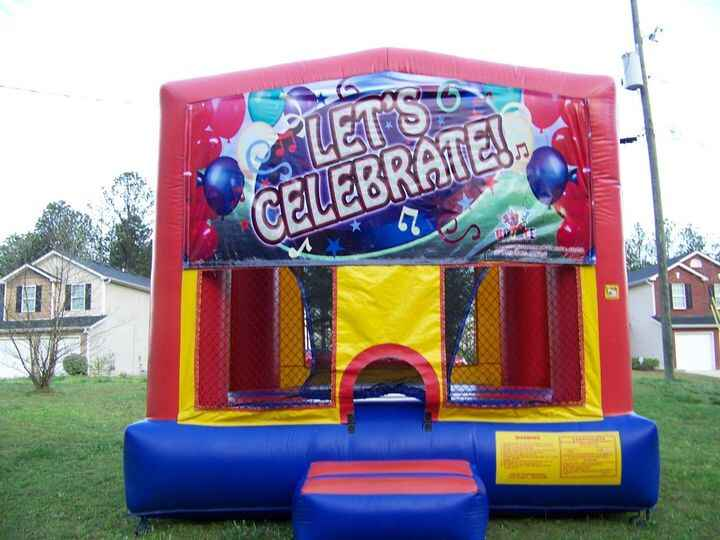 Planning to have one last party before the summer ends? Call us today at 770-641-7034 to book a moonwalk or water slide ...