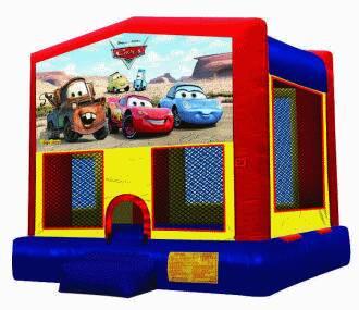 13' x 10' Aqua Jungle ToddlerDeluxe Moon Bounce & Bounce House Rental