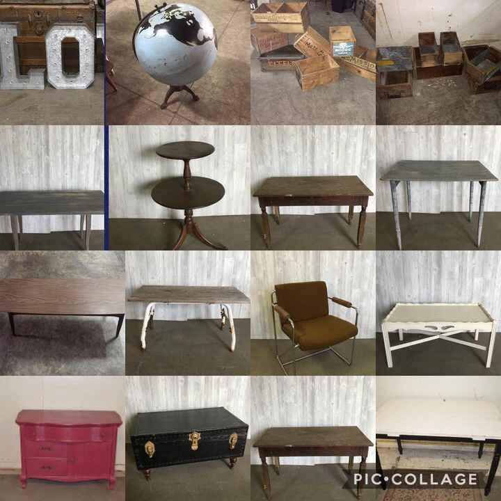 The Leftovers... (pt 2) If you know of anyone who would love or needs those things please let us know!  Love Letters Lar...