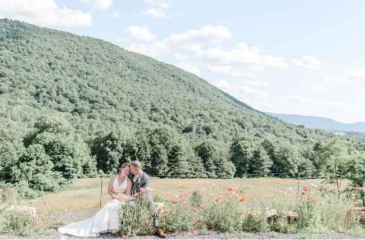 Congratulations to Matthew and Kayt Hoekstra! We love how unique these scenic photos are! Thank you for spending your sp...