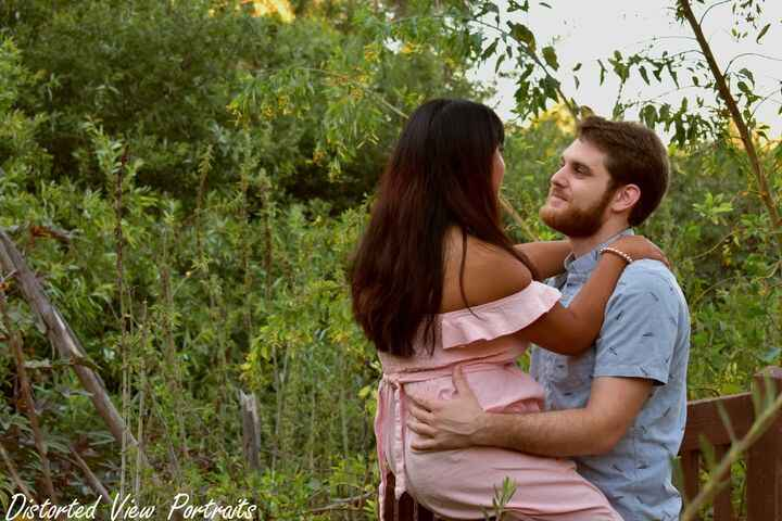 Danny & Kamille ~ Couples Session